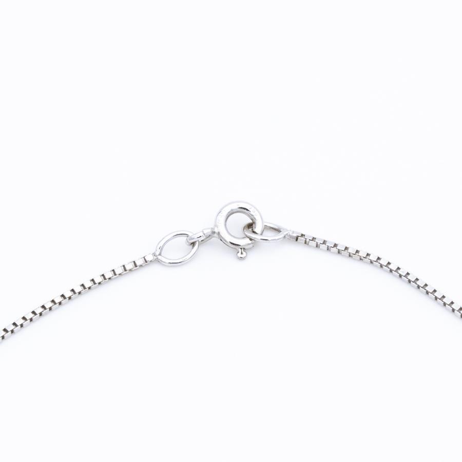 Chaîne vénitienne motif rond et pavage de diamants